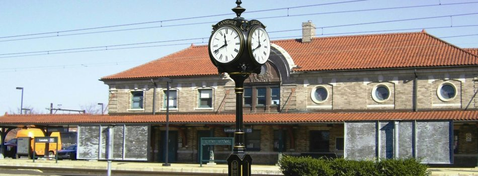 town-clock-in-lansdale